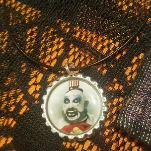 New Captain spaulding Sid Haig necklace